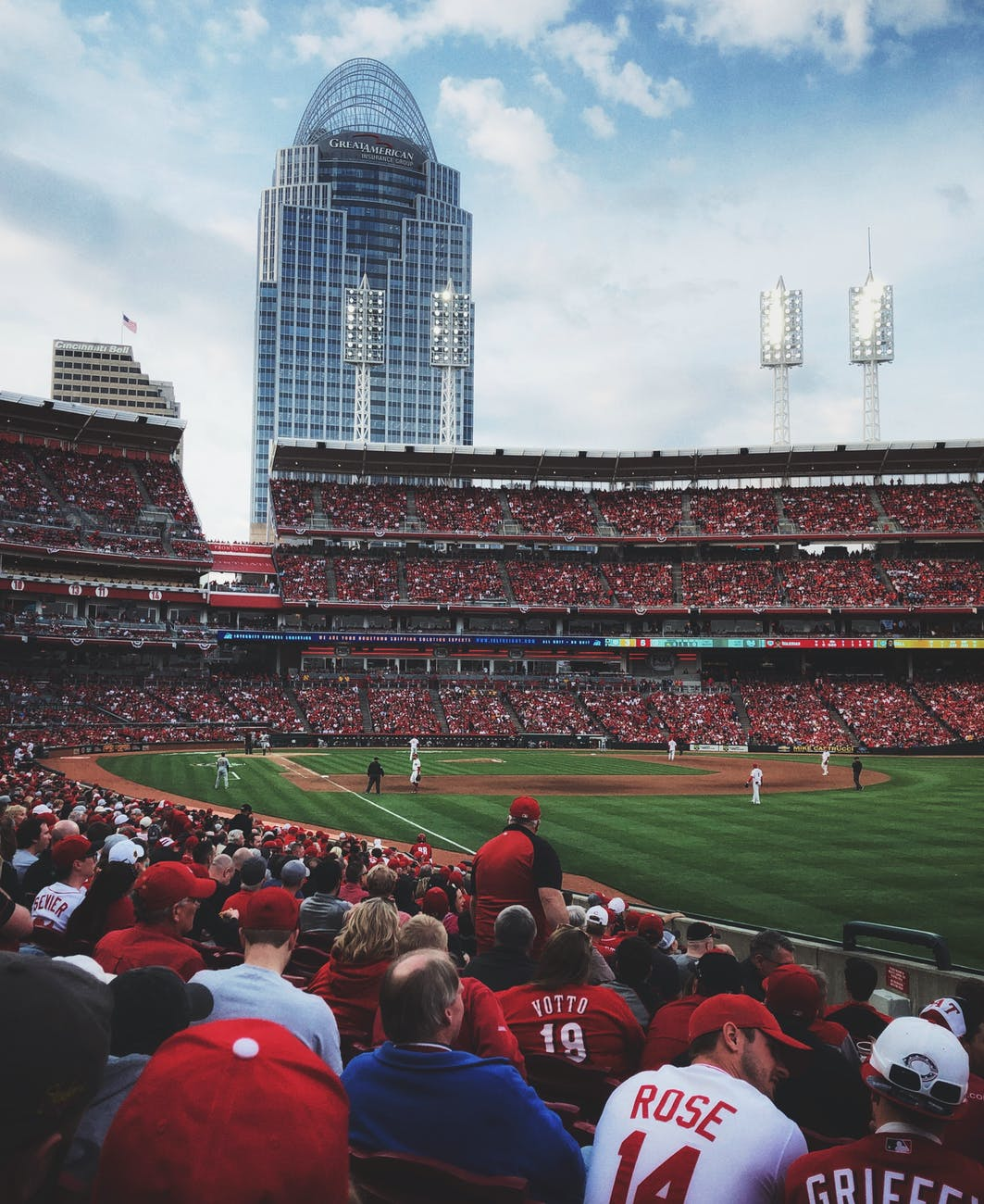 baseball match